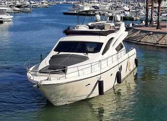 Rent a yacht in Marina Baotić - Rodman Muse 54