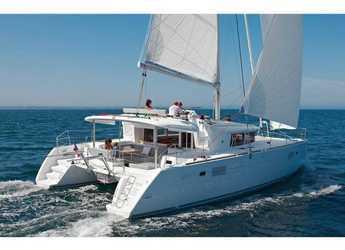 Rent a catamaran in Marmaris - Lagoon 450  Flybridge