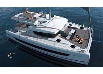 Rent a catamaran in Marmaris - Bali 4.6 Open Space