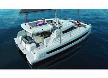 Rent a catamaran in Marmaris - Bali 4.2 Open Space