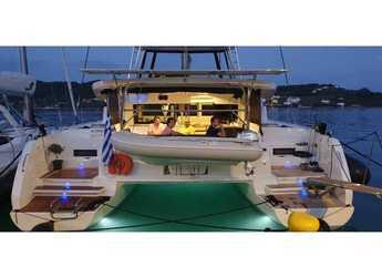 Chartern Sie katamaran in Marina Skiathos  - Lagoon 46 (AC, Gen, Watermaker)