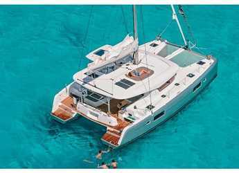Chartern Sie katamaran in Fethiye - Lagoon 42