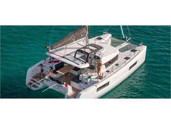 Chartern Sie katamaran in Fethiye - Lagoon 40