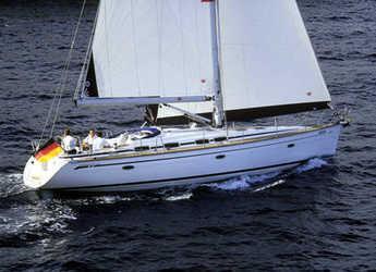 Rent a sailboat in Fethiye - Bavaria 46 Cruiser