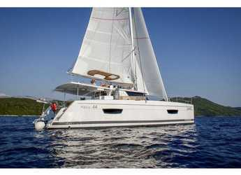 Rent a catamaran in Punat - Helia 44 (4 cabs)