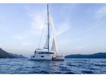 Rent a catamaran in ACI Marina Slano - Astréa 42