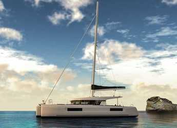 Chartern Sie katamaran in Marina Le Marin - Lagoon 40