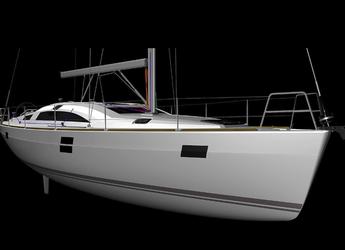 Rent a sailboat in Marina Kastela - Elan Impression 45.1