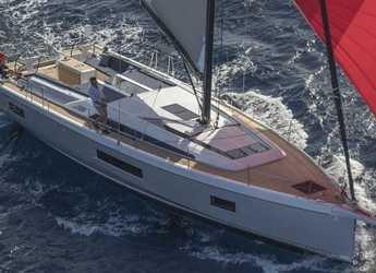 Chartern Sie segelboot in Marina Bas du Fort - Oceanis 51.1