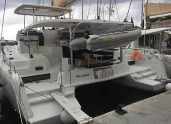 Rent a catamaran in Marina di Portorosa - Lagoon 42