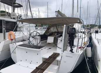 Rent a sailboat in Marina Bas du Fort - Dufour 460 Grand Large