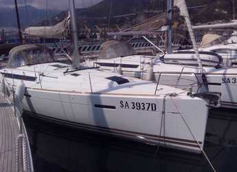 Rent a sailboat in Salerno - Sun Odyssey 439