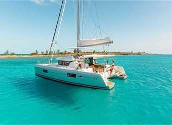 Rent a catamaran in Kos Port - Lagoon 42 (4+2Cab)