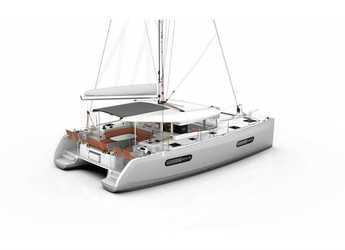 Rent a catamaran in Marina di Cannigione - Excess 12 (4Cab)