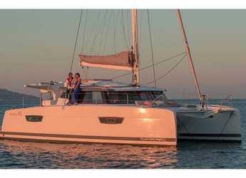 Rent a catamaran in Lefkas Nidri - Fountaine Pajot Astrea 42 (4Cab)