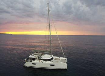 Chartern Sie katamaran in Playa Talamanca - Saona 47