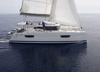 Alquilar catamarán en Playa Talamanca - Astréa 42