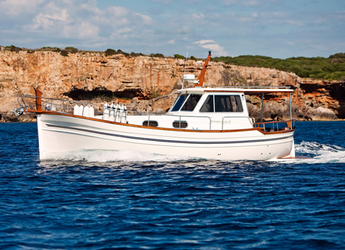 Rent a yacht in Port Mahon - Menorquin MY 120