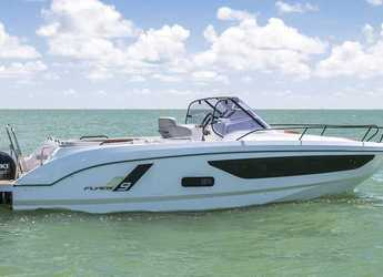 Rent a motorboat in Port Mahon - Beneteau Flyer 9