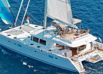 Chartern Sie katamaran in Agios Kosmas Marina - Lagoon 560 S2 - 5 + 1 cab.