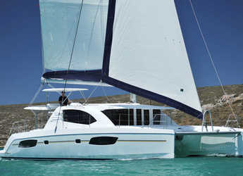 Rent a catamaran in Compass Point Marina - Leopard 44