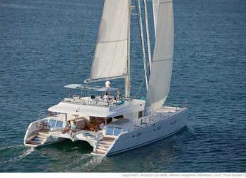 Rent a catamaran in Cala Nova - Lagoon 620