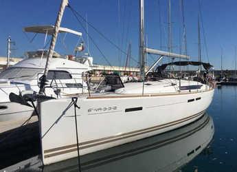 Chartern Sie segelboot in Marina Real Juan Carlos I - Jeanneau Sun Odyssey 439
