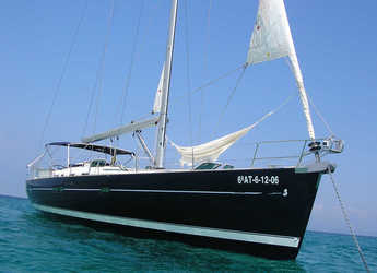 Rent a sailboat in Marina Real Juan Carlos I - Beneteau Oceanis 52.3