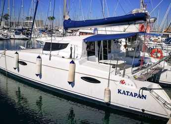 Rent a catamaran in Marina Real Juan Carlos I - Fountaine Pajot Mahe 36