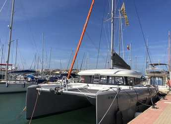 Rent a catamaran in Marina el Portet de Denia - Excess 12