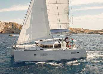 Rent a catamaran in Marina el Portet de Denia - Lagoon 400 S2