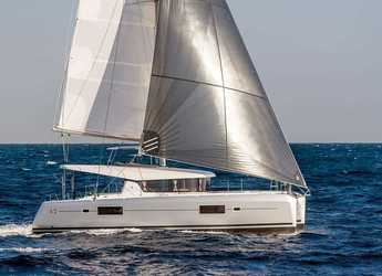 Rent a catamaran in Marina Frapa - Lagoon 42 (2019) MALA KATE I equipped with generator, A/C (saloon)
