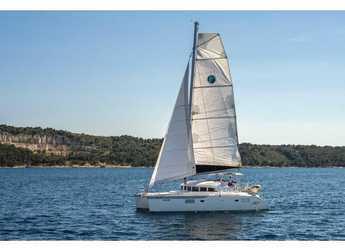 Louer catamaran à Marina Frapa - Lagoon 380 (2017)