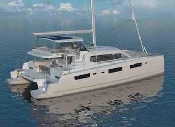 Rent a catamaran in Tortola West End - Voyage 575