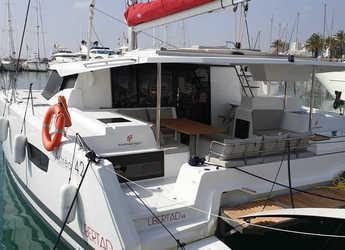 Rent a catamaran in Ibiza (city) - Astréa 42