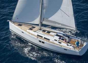 Rent a sailboat in Veruda - Hanse 505 - 5 + 1 cab.