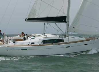 Chartern Sie segelboot in Gocek - Oceanis 40