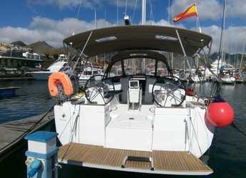 Chartern Sie segelboot in Port of Santa Cruz de Tenerife - Sun Odyssey 449