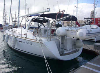 Rent a sailboat in Port of Santa Cruz de Tenerife - Oceanis 50 Family