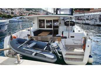 Rent a catamaran in ACI Marina Skradin  - Lagoon 40
