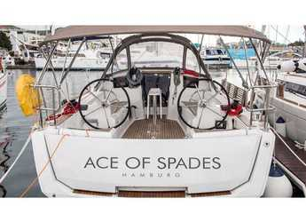 Rent a sailboat in ACI Marina Skradin  - Sun Odyssey 389 JP
