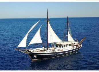 Rent a schooner in Alimos Marina Kalamaki - Joanna K