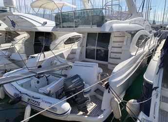 Rent a yacht in Alimos Marina Kalamaki - Majesty 50 Fly