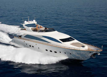 Rent a yacht in Marina Zeas - Amer 92