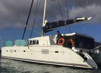 Rent a catamaran in Club Náutico Ibiza - Lagoon 500