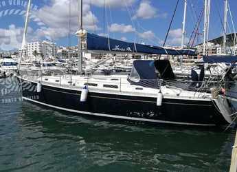 Chartern Sie segelboot in Port of Santa Eulària  - Hanse 411