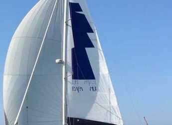 Rent a sailboat in Ibiza Magna - Beneteau Cyclades 39.3