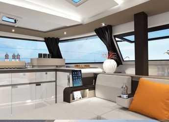Chartern Sie katamaran in Agios Kosmas Marina - Fountaine Pajot New 45 - 4 + 2 cab.