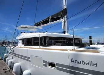 Chartern Sie katamaran in Muelle de la lonja - Lagoon 450 S
