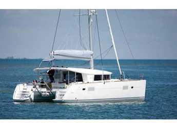 Chartern Sie katamaran in Marina el Portet de Denia - Lagoon 400 S2